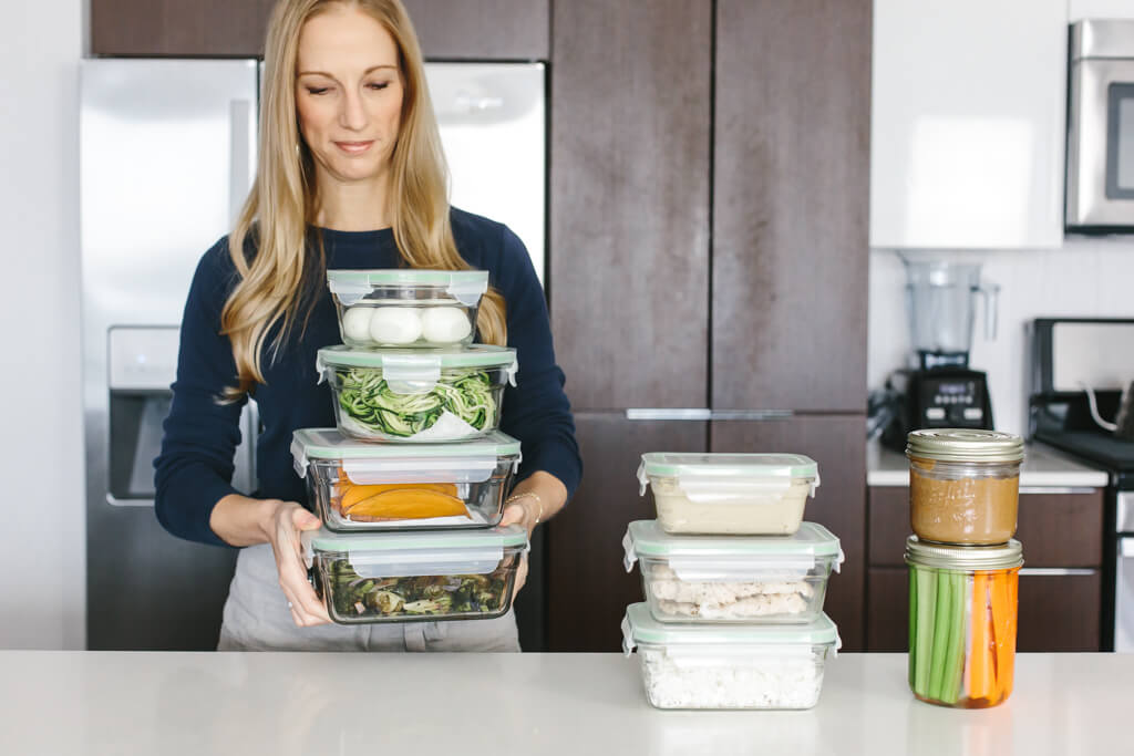 9 Meal Prep Ideas To Save Time In The Kitchen Downshiftology